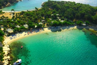 about thassos porto thassos beach aliki