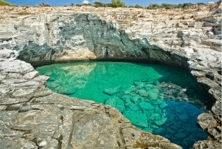about thassos porto thassos giola cave beach