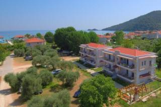 apartments porto thassos complex