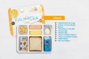 kalimera breakfast tray porto thassos - 01
