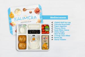 kalimera breakfast tray porto thassos - 02