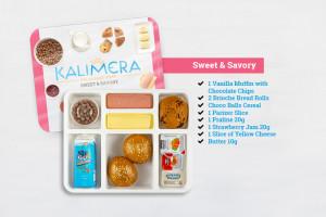 kalimera breakfast tray porto thassos - 04
