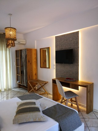superior studio porto thassos cozy room