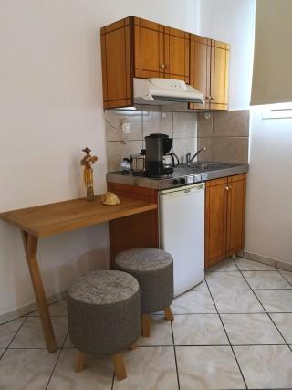superior studio porto thassos kitchen
