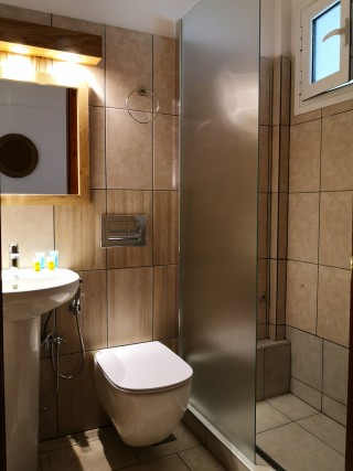 superior premium studio porto thassos bathroom