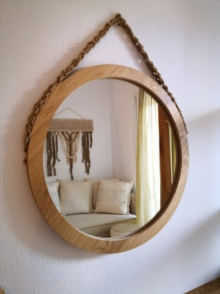 superior studio porto thassos cozy mirror