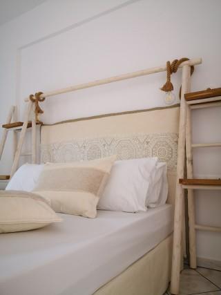 superior studio porto thassos bed
